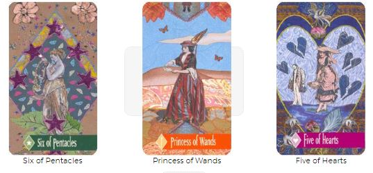 Zerber Farber Enchanted Tarot