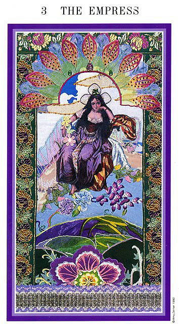 The Enchanted Tarot - The Empress