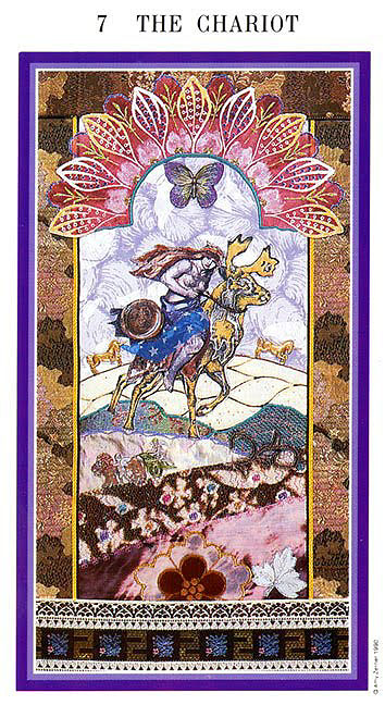 The Enchanted Tarot - The Chariot