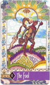 The Enchanted Tarot - The Fool