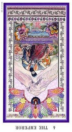 The Enchanted Tarot - The Emperor