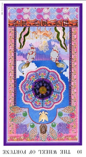 The Enchanted Tarot - The Wheel of Fortune